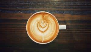 กาแฟคาปูชิโน